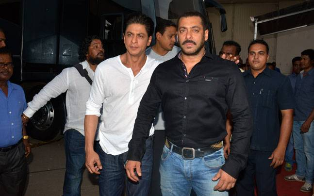 Two Much! When Salman Khan and Shah Rukh Khan created epic moments in Bigg Boss 9