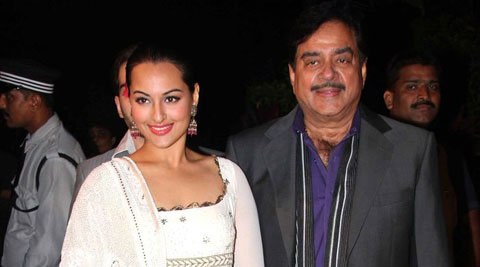 Sonakshi Sinha plans a special birthday for father Shatrughan Sinha