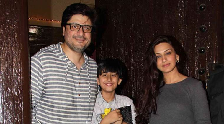 Sonali Bendre - I like cooking for my son
