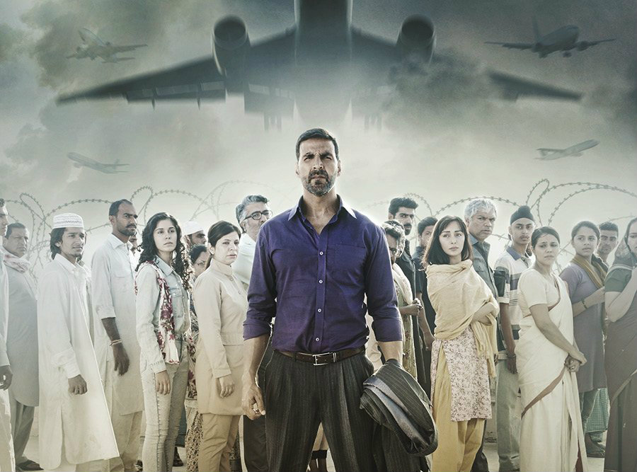 Akshay Kumar's 'Airlift' grosses 72.50 Cr at the Box-office