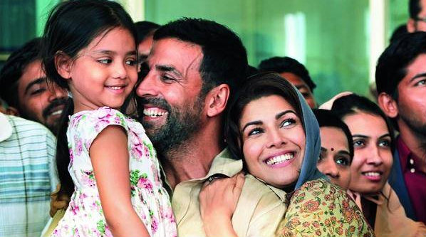 Akshay Kumar's 'Airlift' enters the 100 Crore Club grossing Rs.110.53 Cr in its first week