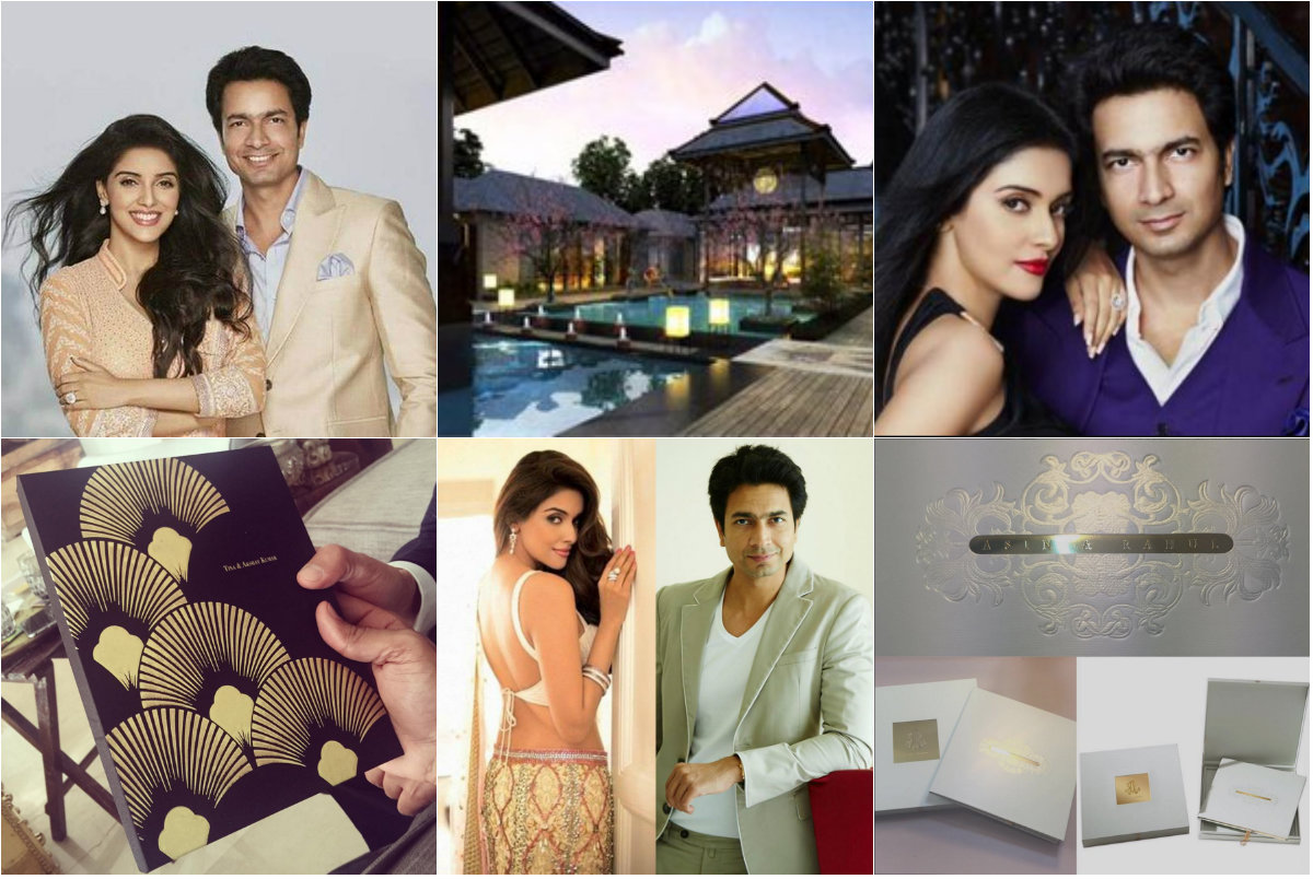 All You Need To Know About Asin Thottumkal & Rahul Sharma's Wedding