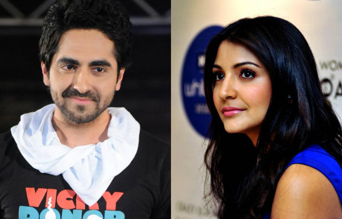 Ayushmann Khurrana won't feature in Anushka Sharma's next and here's why!