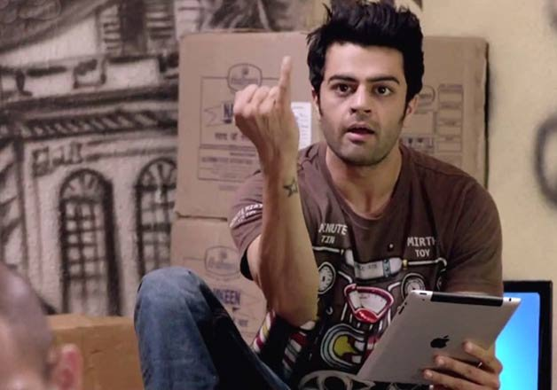 Manish Paul: Was initially tense during 'Tere Bin Laden: Dead Or Alive' shooting