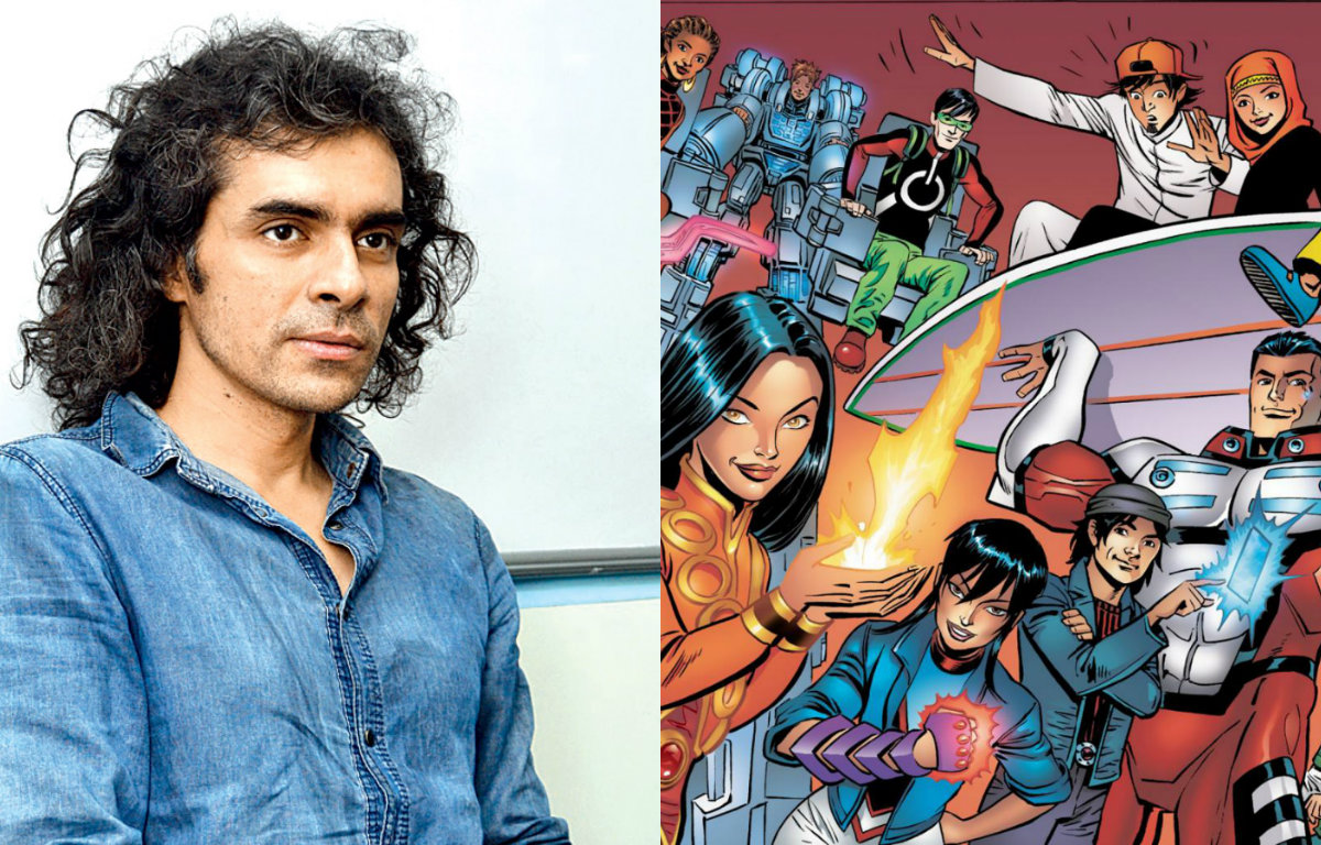 'Kids in India relating to Hollywood superheroes'