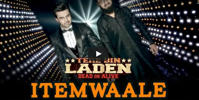 Watch - 'Itemwaale' - 'Tere Bin Laden : Dead or Alive' | Manish Paul and Pradhuman Singh