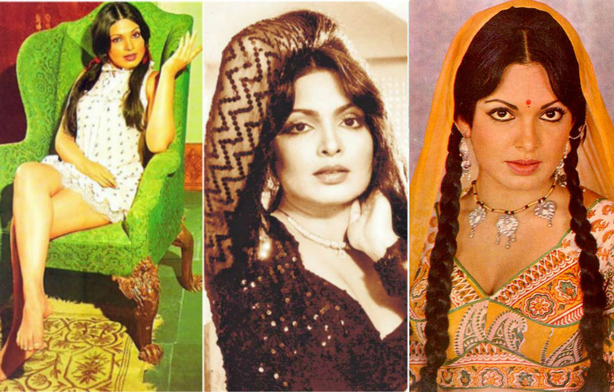 From Being The Controversial Queen to A Mysterious End, Parveen Babi Has Faced It All