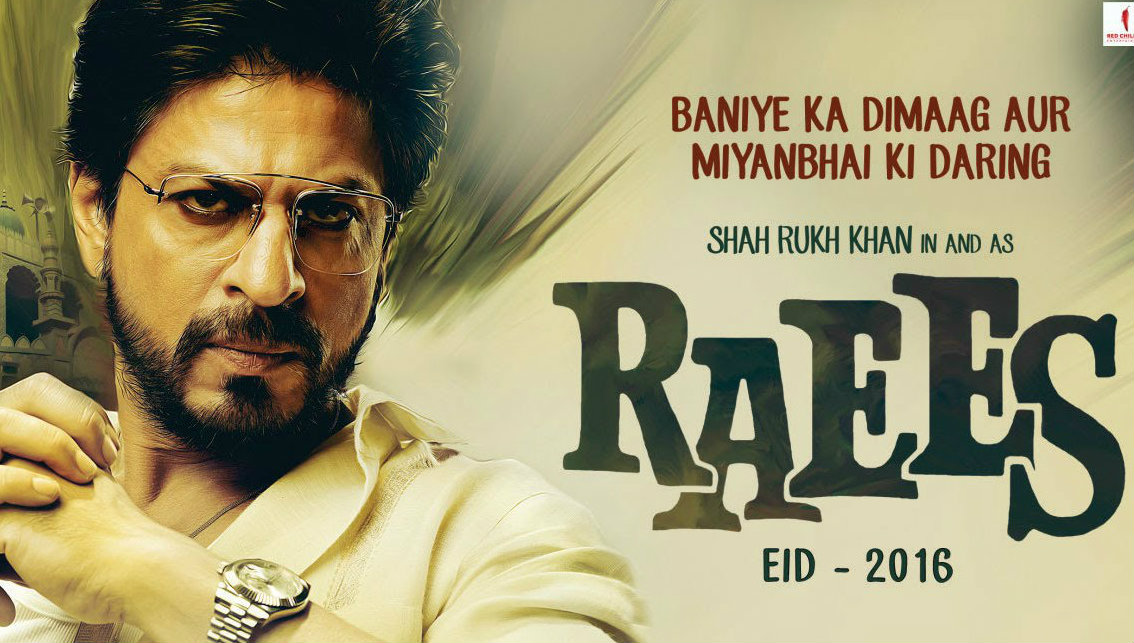 Shah Rukh Khan starts shooting the second schedule of 'Raees'
