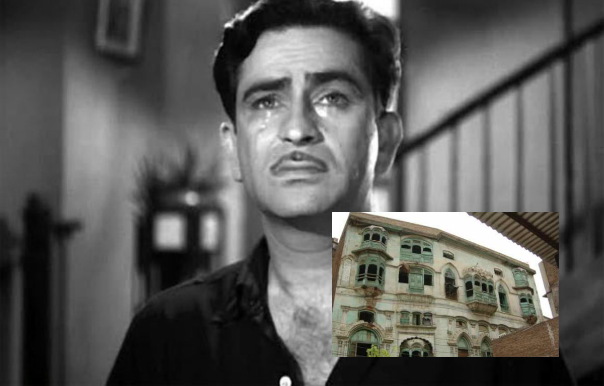 FIR lodged against the new owners of Raj Kapoor's former Haveli in Peshawar