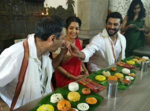 Rajkumar Hirani, Riti Singh and Madhavan1