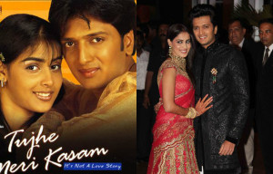 Riteish and Genelia completes 13 years in Bollywood