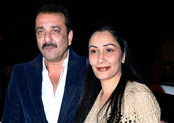 This wedding anniversary, No celebrations for Sanjay and Manyata Dutt