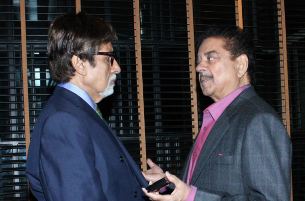 Shatrughan Sinha's Statements About Amitabh Bachchan Are Not At All Funny