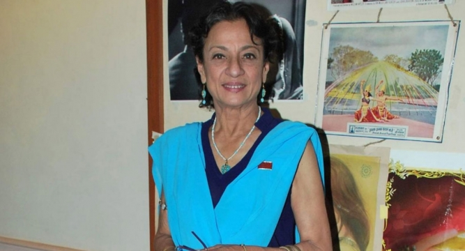 Tanuja - Filmmaking is much more professional today