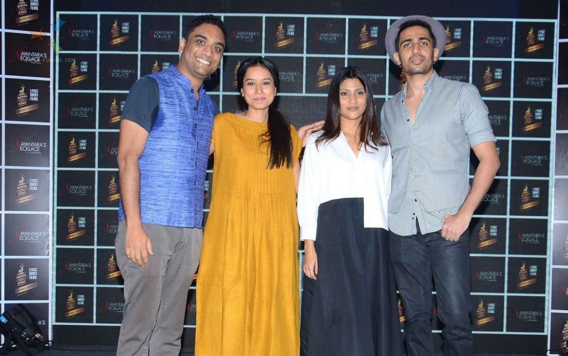 Gulshan Devaiah - Happy to be working with Tillotama Shome