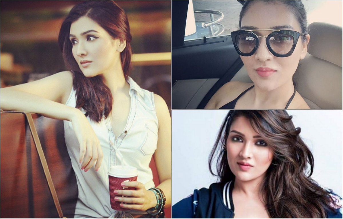 In Pictures : Govinda's daughter Tina Ahuja,The Rising Star Of Bollywood