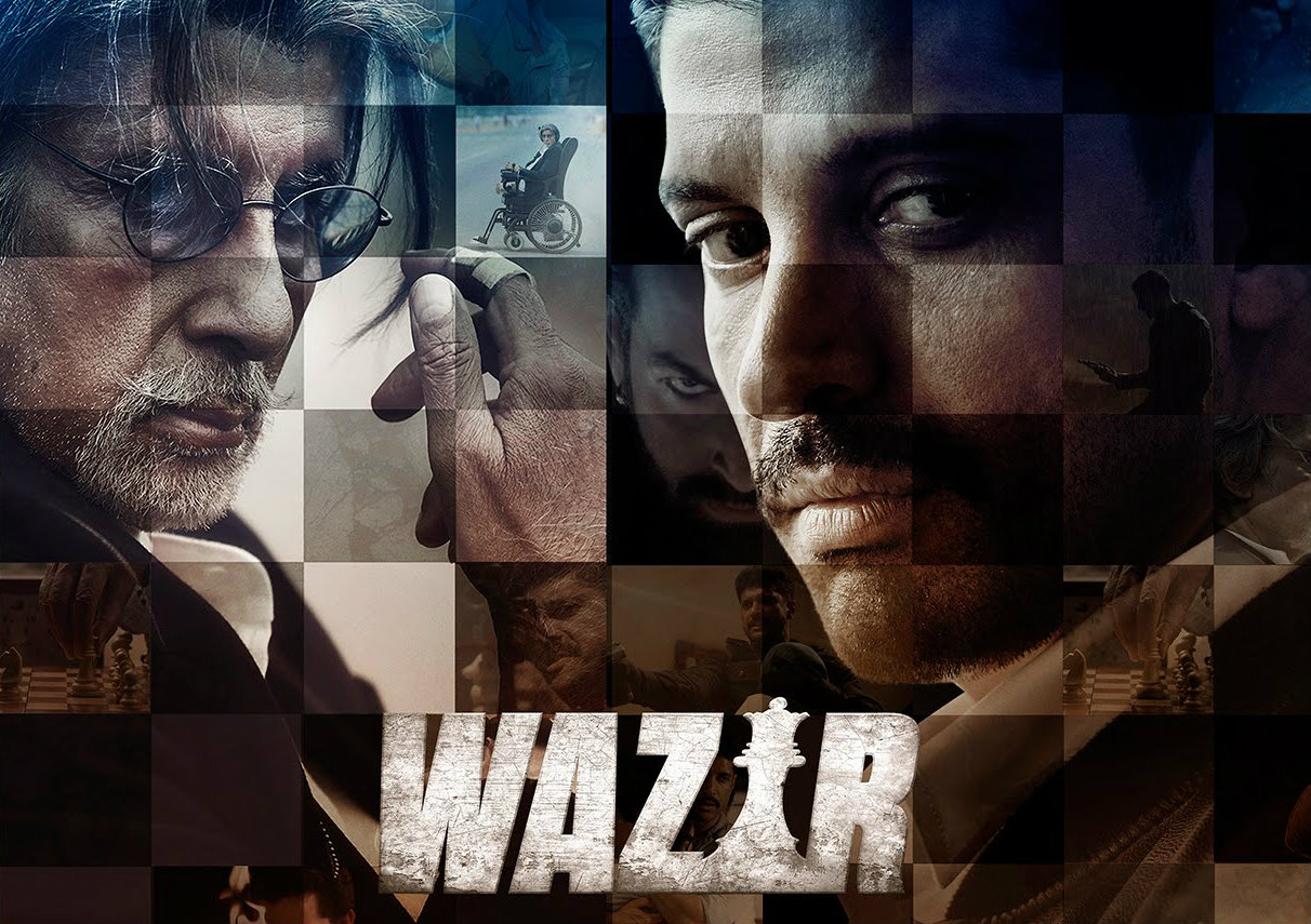 'Wazir' Movie Review - Bollywood Bubble