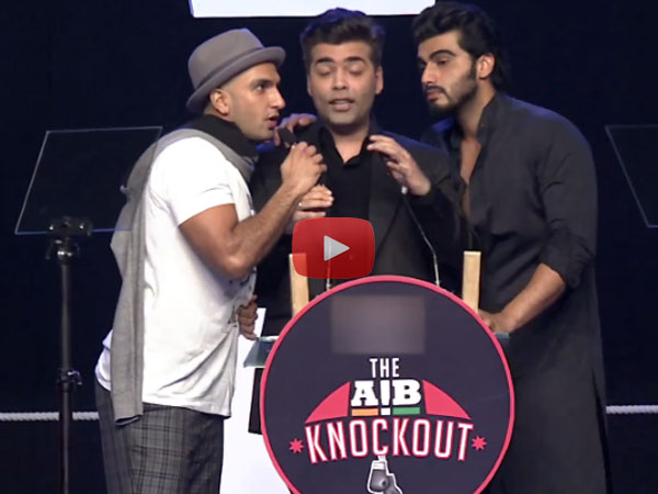 AIB Roast Case: Mumbai Police asked not to file cases against Bollywood stars