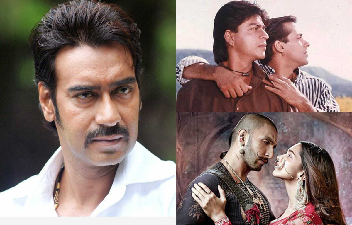 You won't believe Ajay Devgn rejected these super-hit movies