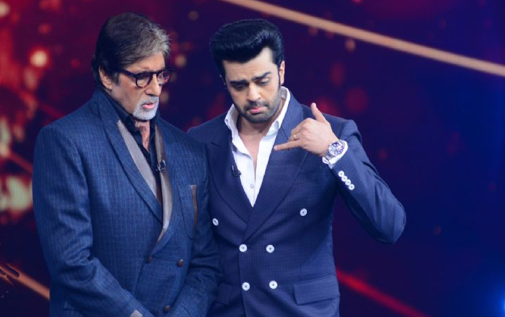 Manish Paul's Amitabh Bachchan fan tales