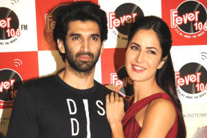 Aditya Roy Kapur and Sonam Kapoor