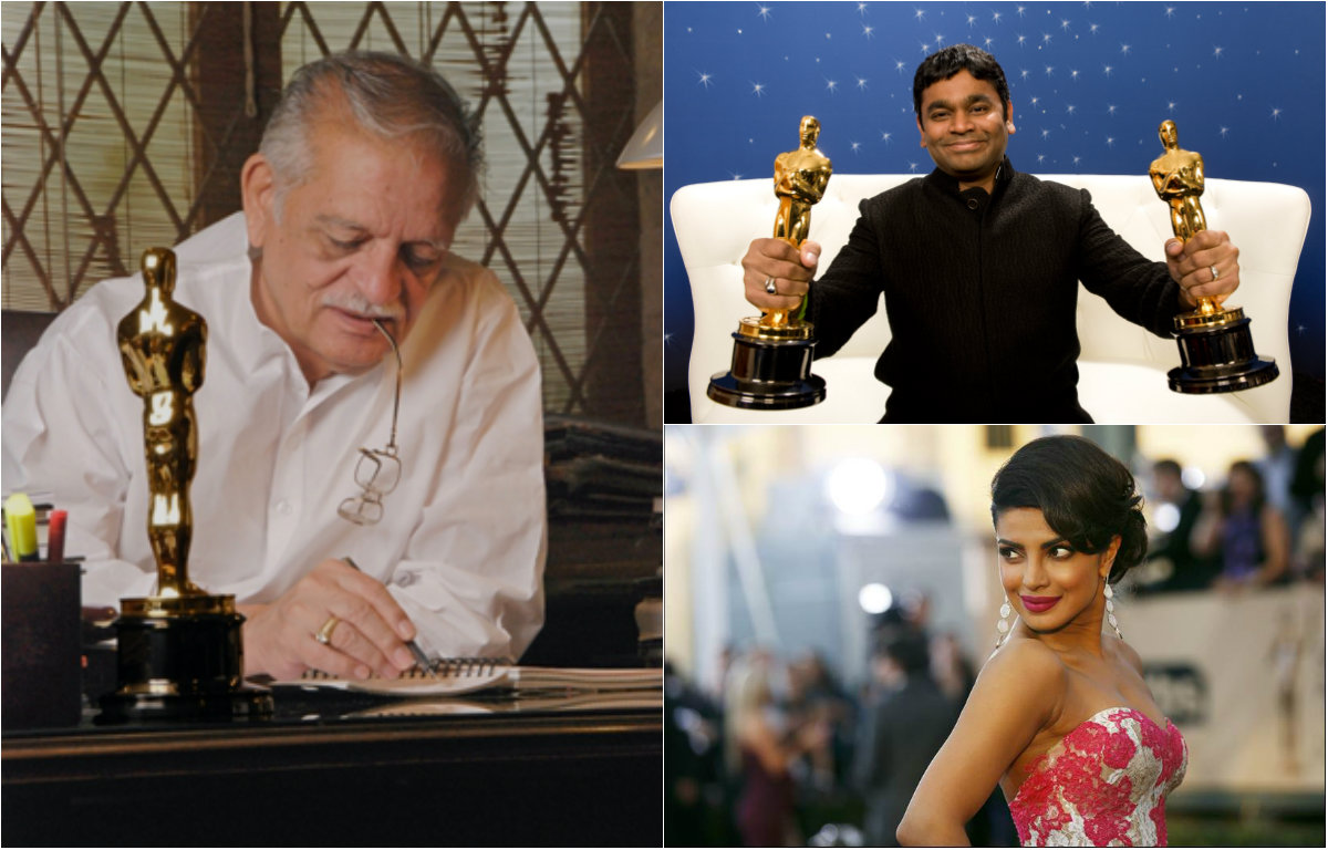 In Pictures: 8 Times when Oscars was all about Bollywood