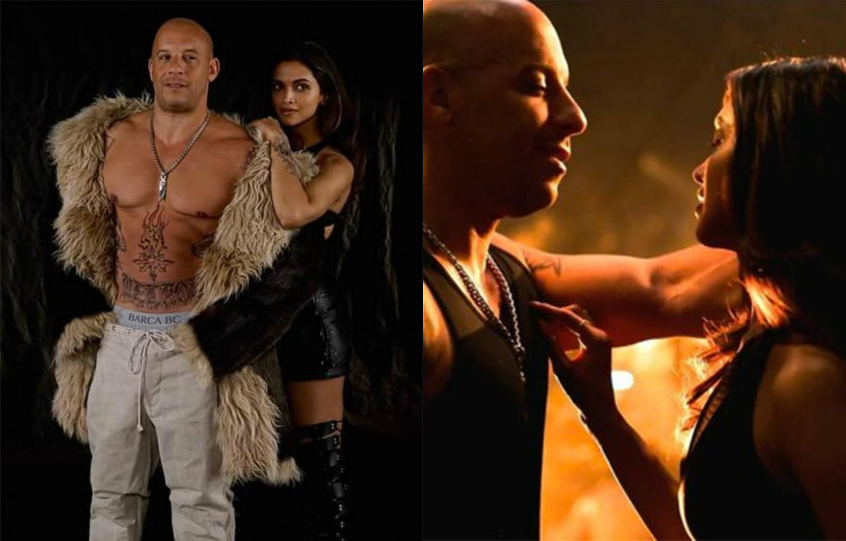PICS: Deepika Padukone is too hot to handle in 'xXx: The Return of Xander Cage'
