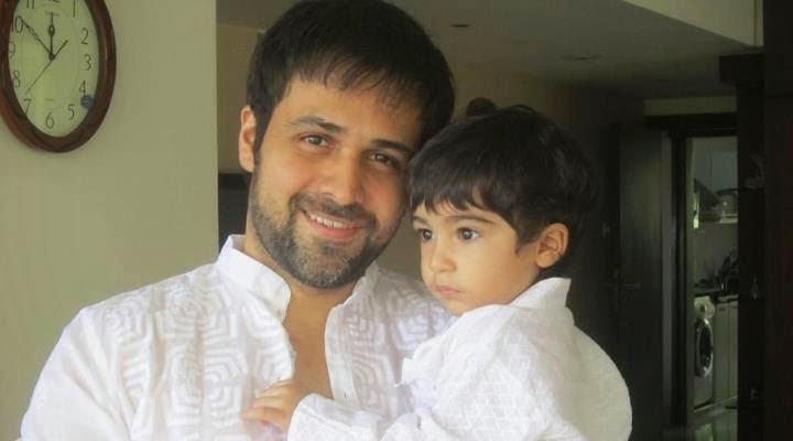 Emraan Hashmi announces title of book on son's fight with Cancer