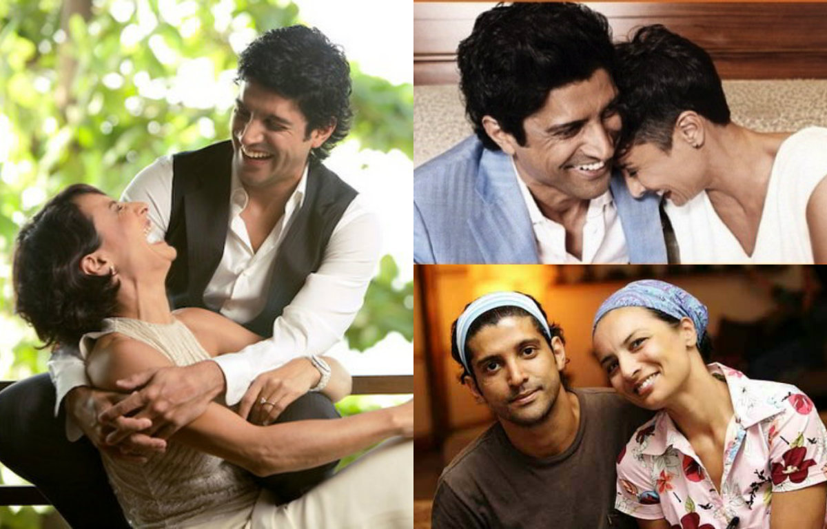 From love to split: All you wanted to know about Farhan Akhtar & Adhuna Akhtar's relationship