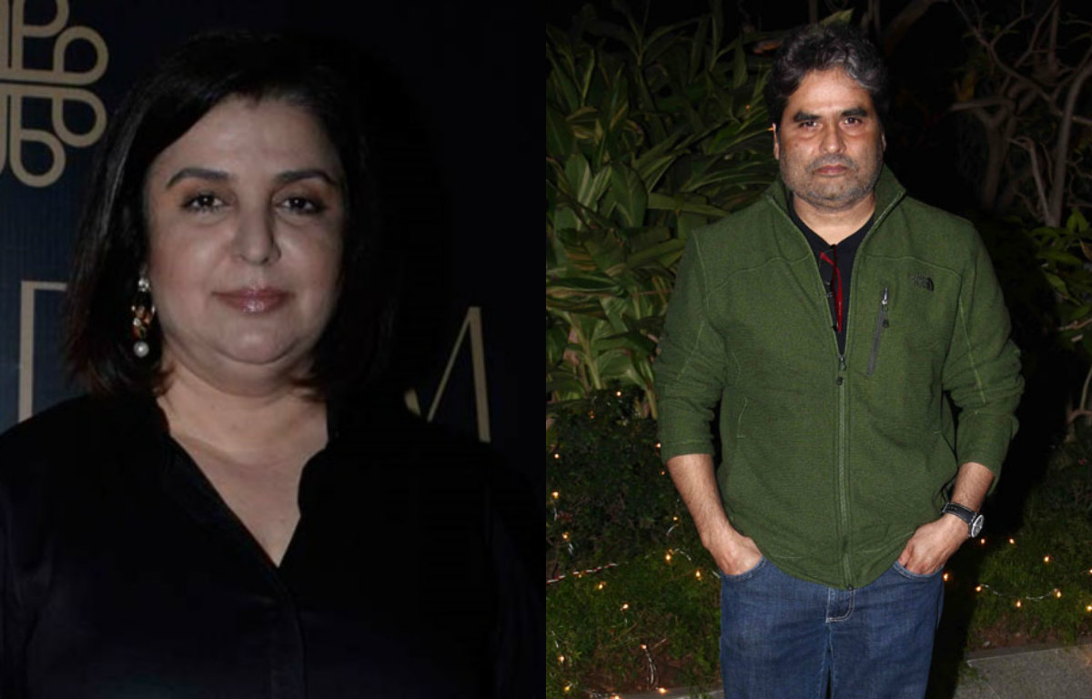 Farah Khan out of 'choreographic retirement' for Vishal Bhardwaj