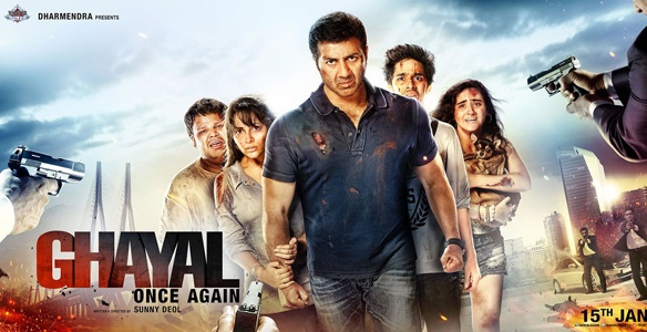 'Ghayal Once Again' collects Rs. 23.35 cr in its opening weekend