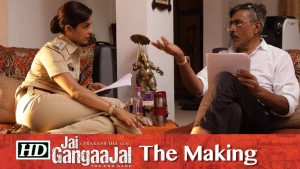 Watch - The making teaser of Priyanka Chopra's 'Jai Gangaajal'