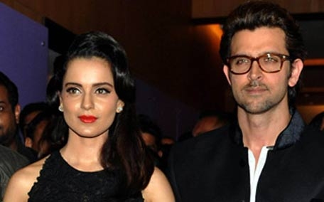 Kangana Ranaut's response to Hrithik Roshan's mean tweets is INDEED Shocking