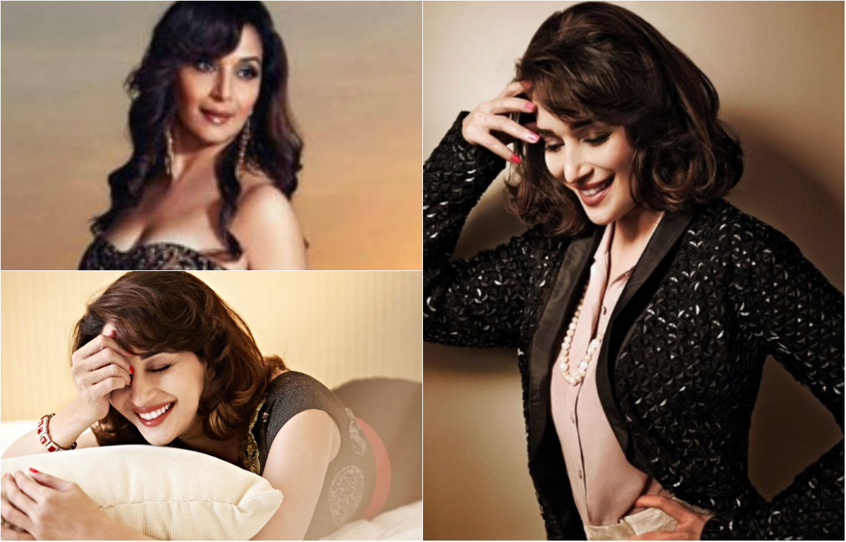 Reasons why we absolutely adore our 'Dhak Dhak' girl Madhuri Dixit