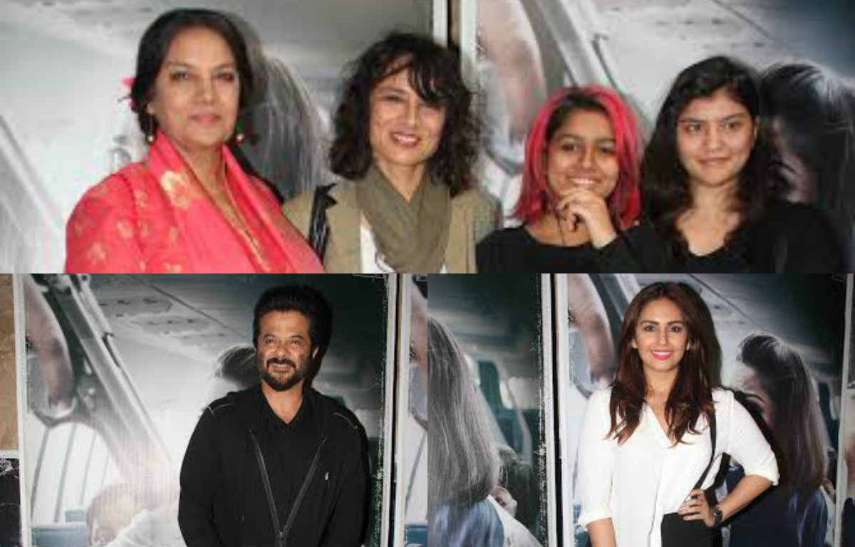 Check out: Bollywood Celebrities attend the special screening of Sonam Kapoor starrer 'Neerja'