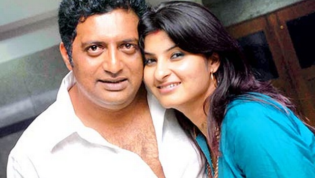 Prakash Raj welcomes baby boy