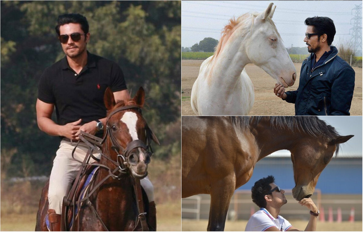 In pictures: Randeep Hooda and his fascination for horses