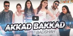 Let's Groove on: 'Akkad Bakkad' song from 'Sanam Re' featuring rapper king Badshah