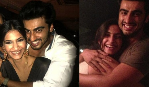 Arjun Kapoor's message for Sonam Kapoor will melt your hearts