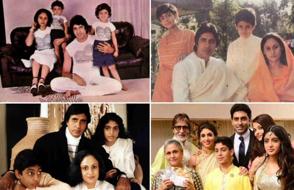 The Bachchan Clan