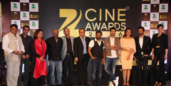 Complete list: Winners of Zee Cine Awards 2016
