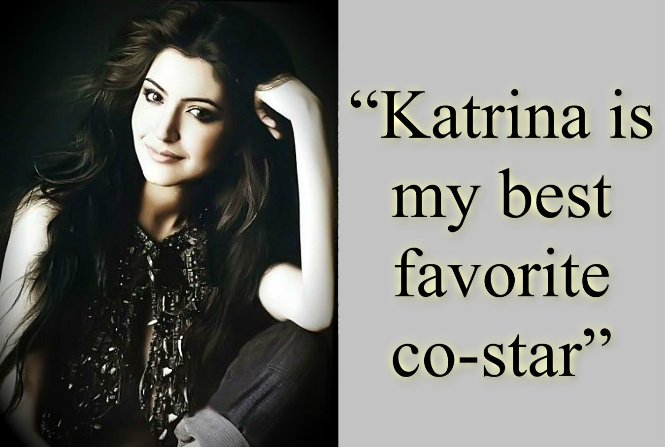 Anushka Sharma - Statements