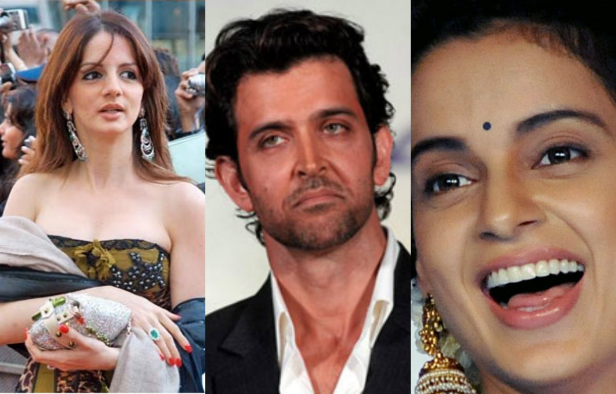 In Pictures - 6 Affairs of Hrithik Roshan that Hit the Headlines Big Time