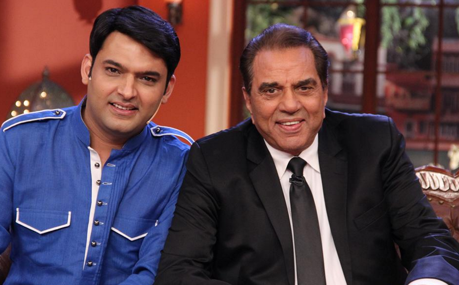 When Dharmendra praised Kapil Sharma and Colours edited it out!