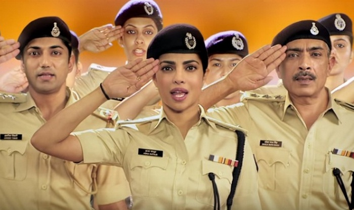 A multiplex chain has sold its national anthem slot to 'Jai Gangaajal'; where are protests?