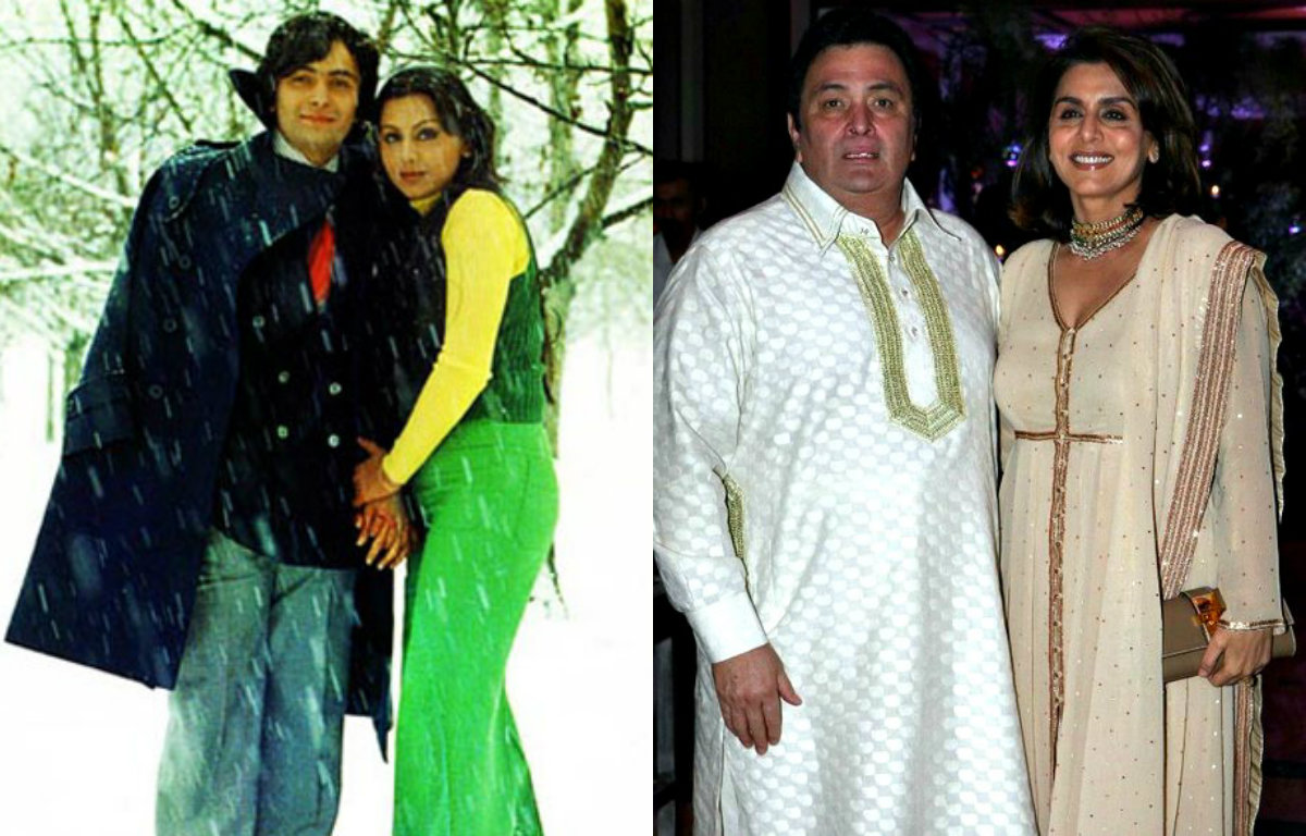 Then and Now : Bollywood On-screen Jodis