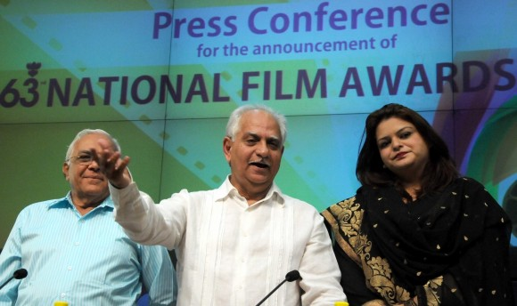 Bollywood sidelines regional cinema at 63rd National Film Awards