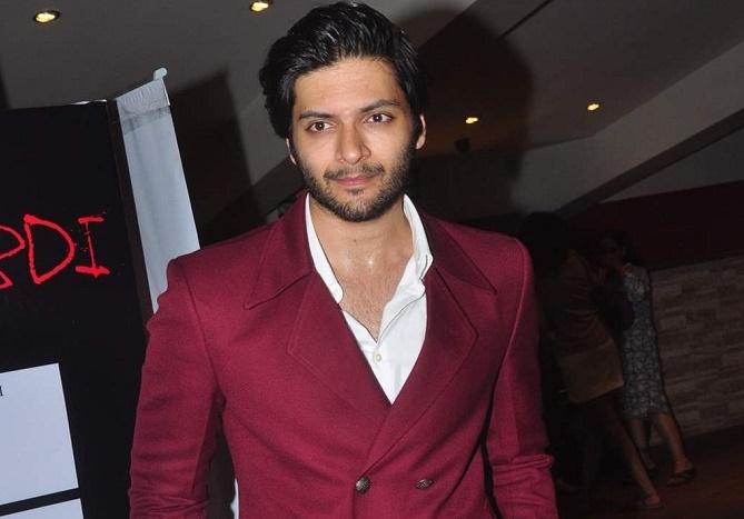 Ali Fazal - I'm unfortunately known as a brooding actor