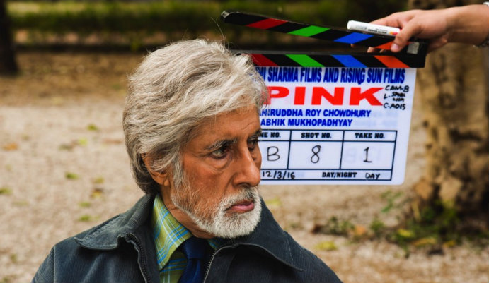 After 'Piku' it's 'PINK' for Amitabh Bachchan and Shoojit Sircar's next