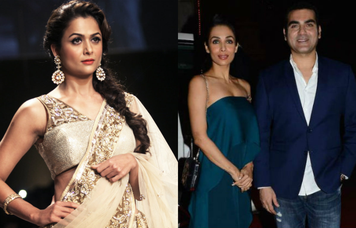 Amrita Arora opens up about Malaika Arora and Arbaaz Khan's break-up